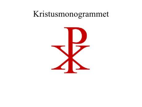 Kristusmonogram