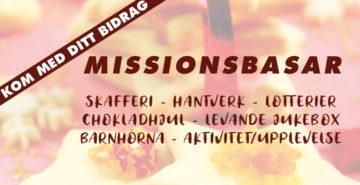 Missionsbasar